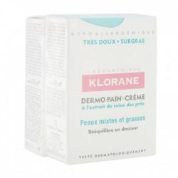 Klorane dermo pain peaux mixtes et grasses 100g