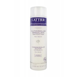 Cattier perle d'eau solution micellaire démaquillante 300ml