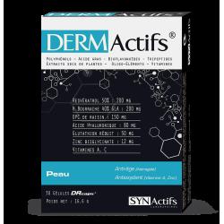 Aragan dermactifs peau 30 gélules