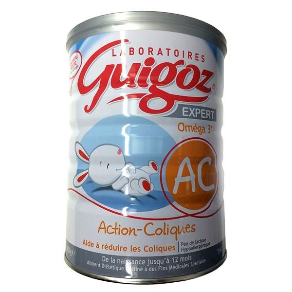 Guigoz expert action coliques boite de 800g