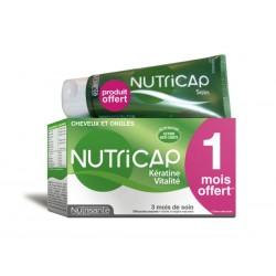 Nutri santé nutricap kératine 3 mois + 1 soin offert