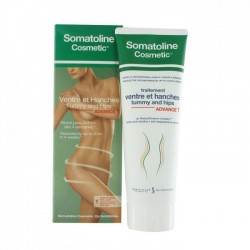 Somatoline cosmetic traitement ventre & hanches 250ml