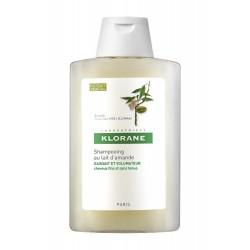 Klorane shampoing volumateur au lait d'amande 400 ml