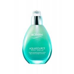Biotherm aquasource deep serum concentré hydratation profonde et lumière 50 ml