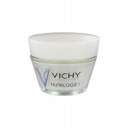 Vichy nutrilogie 1 soin profond peau sèche 50ml