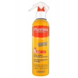 Mustela spray solaire spf 50+ bébé - enfant 300ml