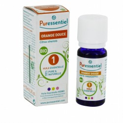Puressentiel bio orange douce 10ml