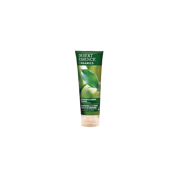 desert essence shampooing la pomme verte et au gingembre 237ml pharmacie cap3000. Black Bedroom Furniture Sets. Home Design Ideas
