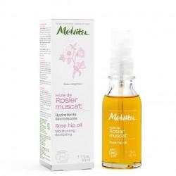 Melvita huile de rosier muscat 50ml