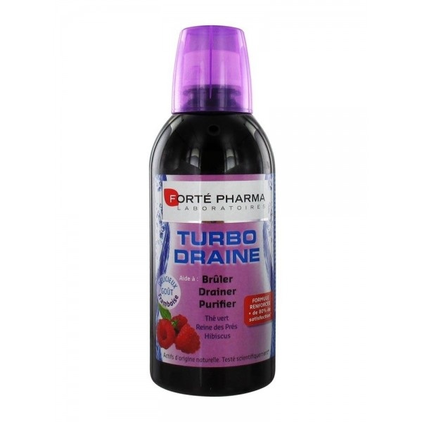 Forté pharma turbodraine minceur 500ml - Pharmacie Cap3000