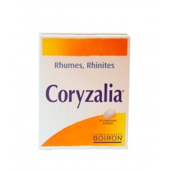 Boiron coryzalia 40 comprimés dispersibles