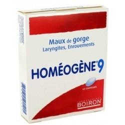Boiron homéogène 9 60 comprimés