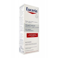 Eucerin atopicontrol emollient corps 400 ml