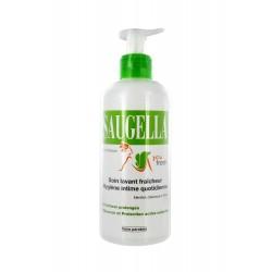 Saugella you fresh soin lavant fraîcheur hygiène intime quotidienne 200ml