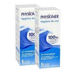 Physiomer hygiène nasale 2 x 135 ml