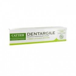 Cattier dentargile dentifrice anis 75 ml