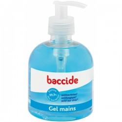 Baccide gel nettoyant main sans rinçage 300ml
