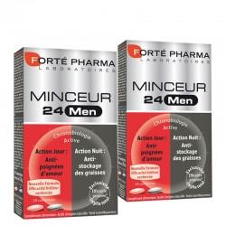 Forté pharma minceur 24 men 2 x 28 comprimés
