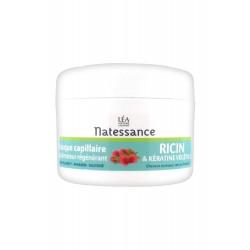 Natessance capillaire masque huile de ricin 200ml