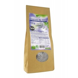 Exopharm graines de chia bio 250 g