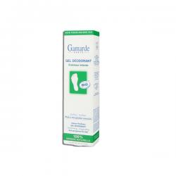Gamarde podologie gel déodorant pieds à transpiration excessive 100g