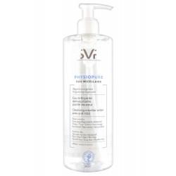 Svr physiopure eau micellaire eau nettoyante démaquillante pureté douceur 400ml