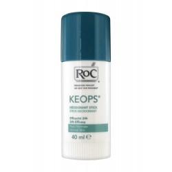 Roc keops déodorant stick sans alcool 40ml