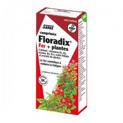 Salus floradix fer + plantes 84 comprimés