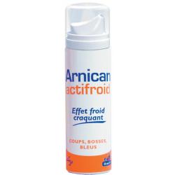 Cooper arnican actifroid effet froid et craquant spray de 50ml