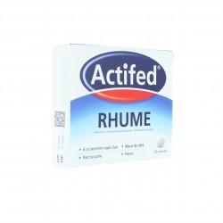 Actifed rhume 15 comprimés