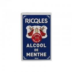Ricqles alcool de menthe 30 ml