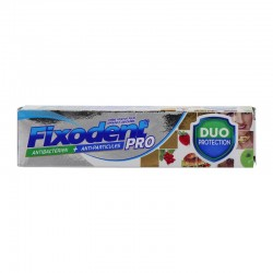 Fixodent pro antibactérien duo protection 40 g