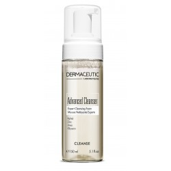 Advanced cleanser mousse démaquillante